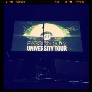 Passion University Tour